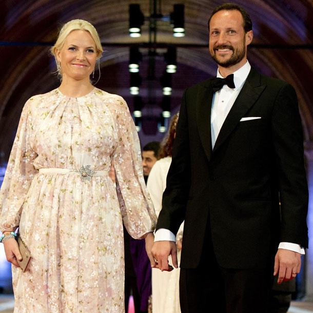 Kronprinz Haakon & Mette-Marit