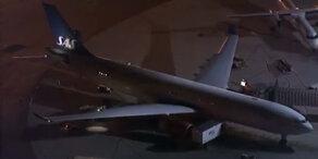 Zwei Flugzeuge in New York kollidiert