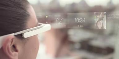 Google Glass: So wird die Datenbrille bedient