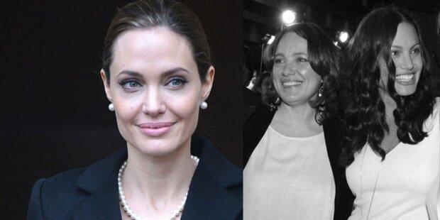 Angelina Jolie: Das Drama um ihre Mutter