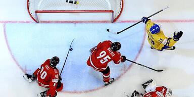 Kopie von Eishockey-Finale Schweiz gegen Schweden