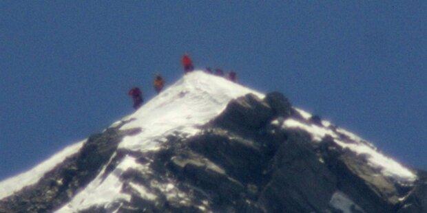 Japanischer Opa (80) bestieg Mount Everest