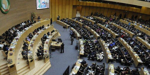 Afrikanische Union feiert 50-jähriges Jubiläum