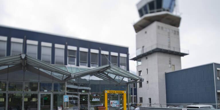 In Tirol landen immer noch Flieger aus Großbritannien