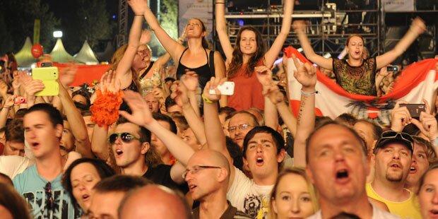 Donauinselfest: Sex-Attacke auf 15-jährige Teenies