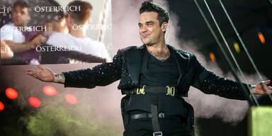 Robbie Williams in Wien