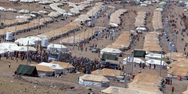 Machtkampf um Syrien eskaliert