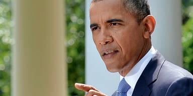 Obama: Es war Sarin-Giftgas