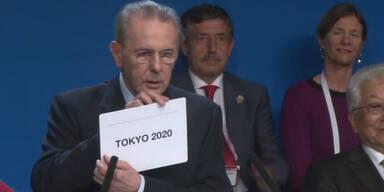 Olympia: Tokio richtet die Sommerspiele 2020 aus