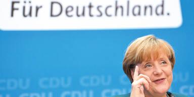 Merkel startet Koalitions-Poker