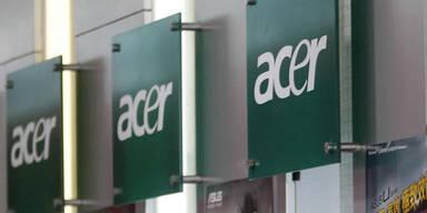 Acer baut Stellen ab und bekommt neuen Chef