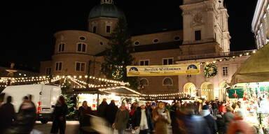 Salzburger Christkindlmarkt 2013