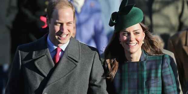 Kate & Will suchen neue Nanny für George