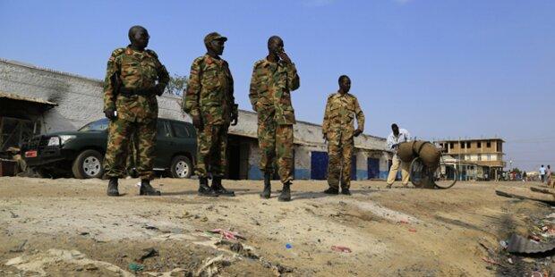 Waffenstillstand im Südsudan vereinbart