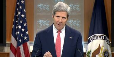 Kerry warnt Russland