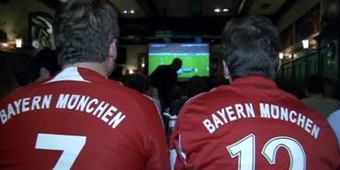 Bayern München im Champions-League-Finale nur noch Zuschauer