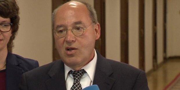 Linke-Fraktionschef Gysi kündigt Rückzug an