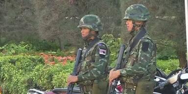 USA beunruhigt über Lage in Thailand