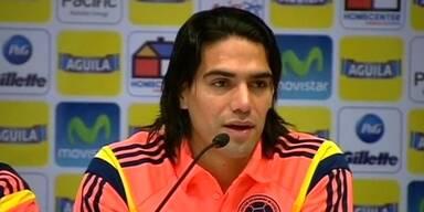 Schwerer Rückschlag für Kolumbiens Kicker