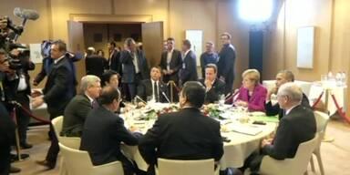 G7 drohen Russland mit mehr Sanktionen