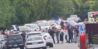 Schütze tötet 14-Jährigen an US-Schule