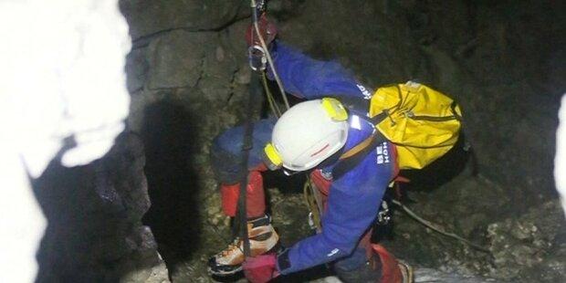 Höhlenforscher-Rettung geht zügig voran