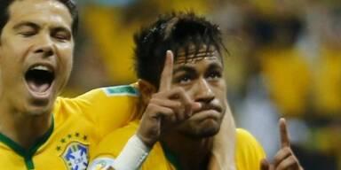 Brasilien - Kroatien 3:1