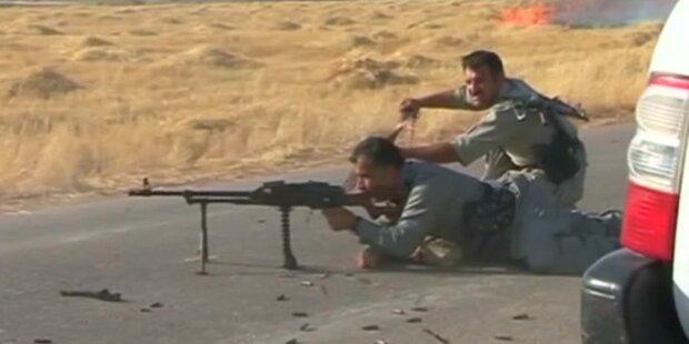 Frankreich beliefert Kurden mit Waffen
