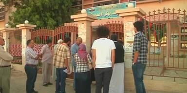Geringe Wahlbeteiligung in Libyen