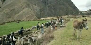 Inka-Wege werden Weltkulturerbe