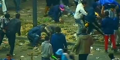 Argentinien: Krawalle in Buenos Aires