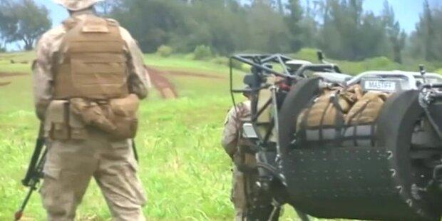 US-Marines testen Star-Wars-Roboter