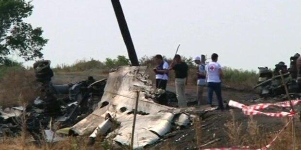 Ukraine-Rebellen schießen Kampfjet ab