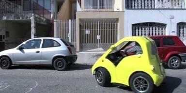 Elektro-Mini-Auto soll Lücken finden