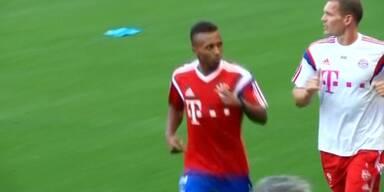 FC Bayern tourt mit Green durch die USA