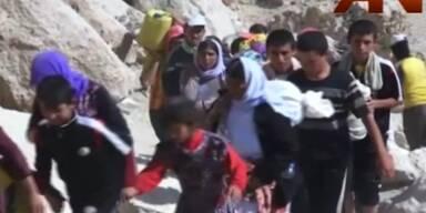 USA setzen Luftangriffe im Irak fort
