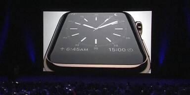"""Die """"Apple Watch"""""""