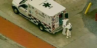 Weiterer Ebola-Patient in den USA