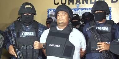 Mächtiger Drogendealer festgenommen
