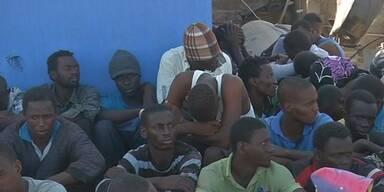 Hunderte Flüchtlinge ertrunken