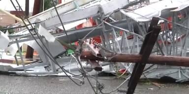 Hurrikan Odile sorgt für Chaos