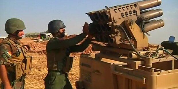 Irak: Erfolge gegen Terror-Miliz