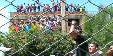 Gefängnis-Aufstand in Bolivien