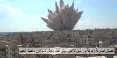 Zahlreiche Tote bei Gefechten in Syrien