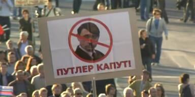 Protest gegen den Krieg