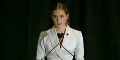 Emotionale Rede von Emma Watson