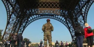 Frankreich: Sorge vor Anschlägen