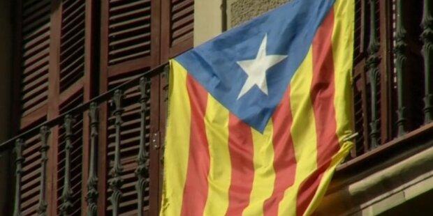 Polizei durchsuchte Kataloniens Regierungssitz