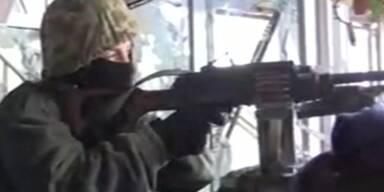 In Donezk wird trotz Waffenruhe gekämpft