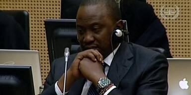 Kenias Präsident vor Internationalem Strafgerichtshof